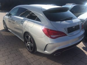 Mercedes CLA 250 Shooting Break