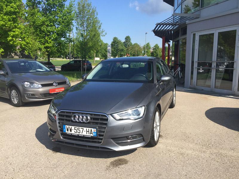 Audi A3 Ambition – 2013 – 48000km