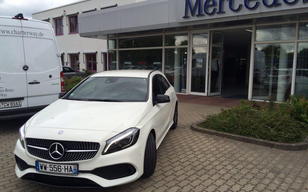 Mercedes A 200 AMG – 2015
