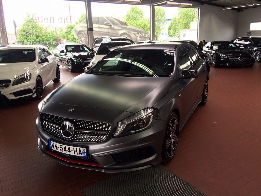 Mercedes A 250 – 2015 – 6310km