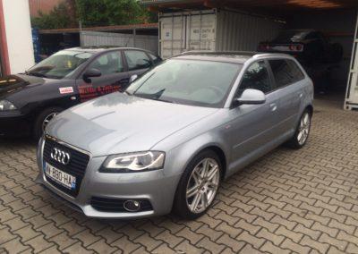 Audi A3 S-Line 77222km