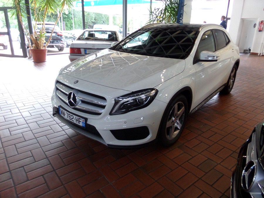 Mercedes GLA 200 – 2014 – 9865km