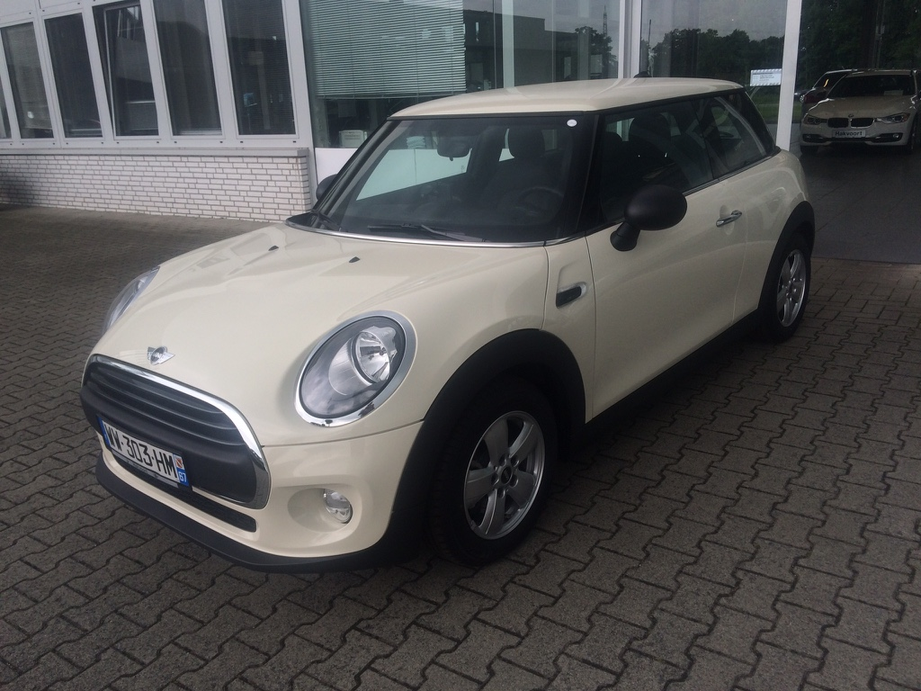 Mini One 3 portes – 2015 – 13 411 km
