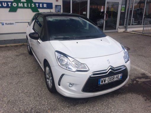 Citroën DS3 – 2015 – 25 km