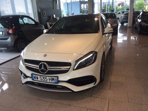 Mercedes Classe A 45 AMG – 2015 – 19 318 km