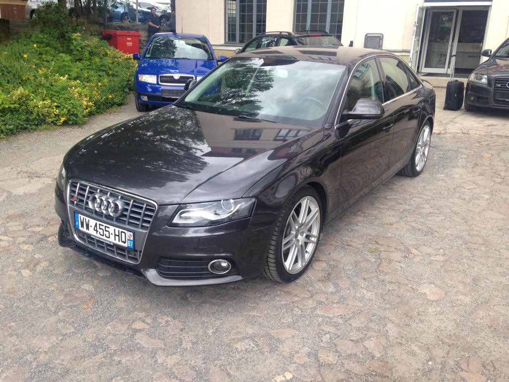 Audi A4 – 2008 – 100 403 km