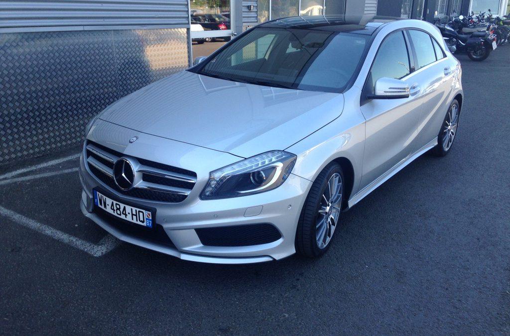 Mercedes-Benz Classe A 180 CDI – 2015 – 13 058 km
