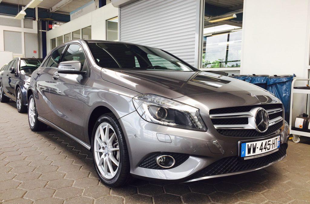 Mercedes-Benz Classe A 180 CDI Urban – 2015 – 22 627 km