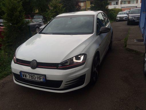 Volkswagen GOLF VII Performance ABT – 2014 – 30800km