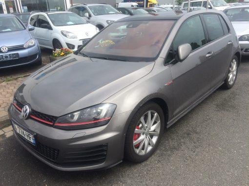 Volkswagen GOLF VII Performance – 2013 – 32500km