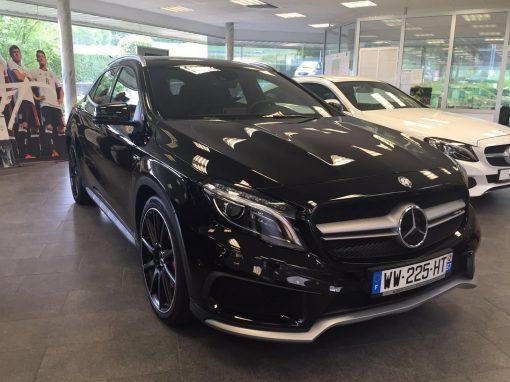 Mercedes-Benz GLA 45 AMG – 2015 – 21 200 km