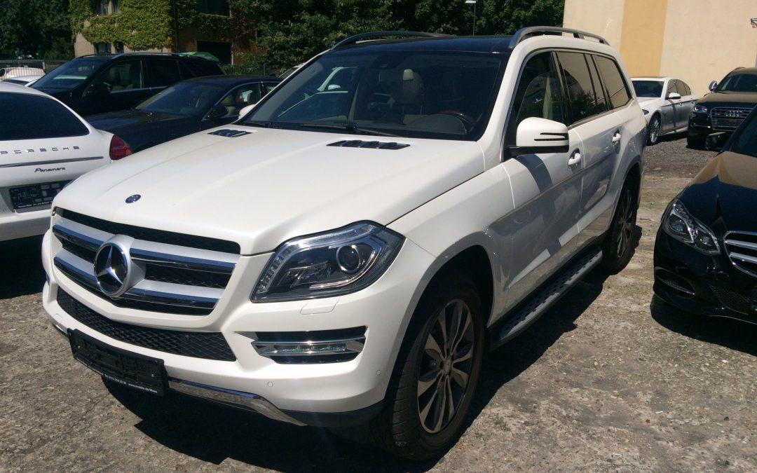 Mercedes GL 450 – 2014 – 36 900 km