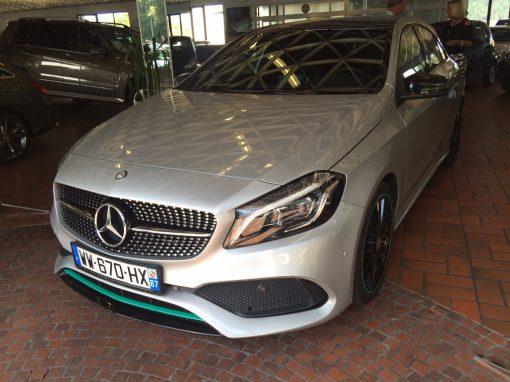 Mercedes-Benz Classe A 200 – 2015 – 9 087 km