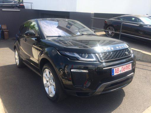 Land Rover Evoque TD4 HSE – 2016 – 6 192 km