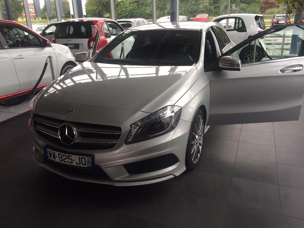 Mercedes-Benz Classe A 180 – 2013 – 30 443 km