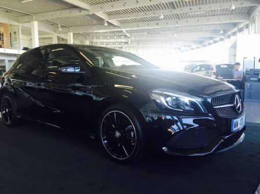 Mercedes-Benz Classe A 180 – 2015 – 11 410 km