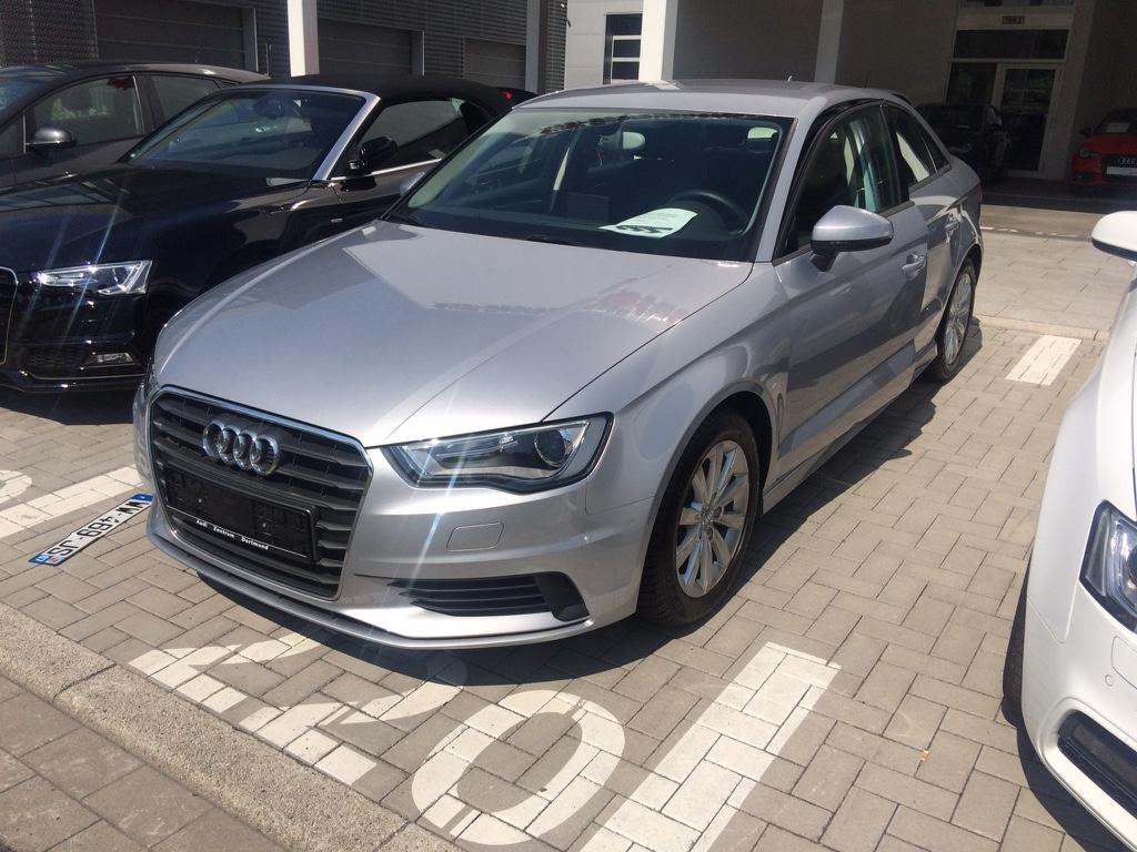 Audi A3 1.6 TDI – 2014 – 9 717 km