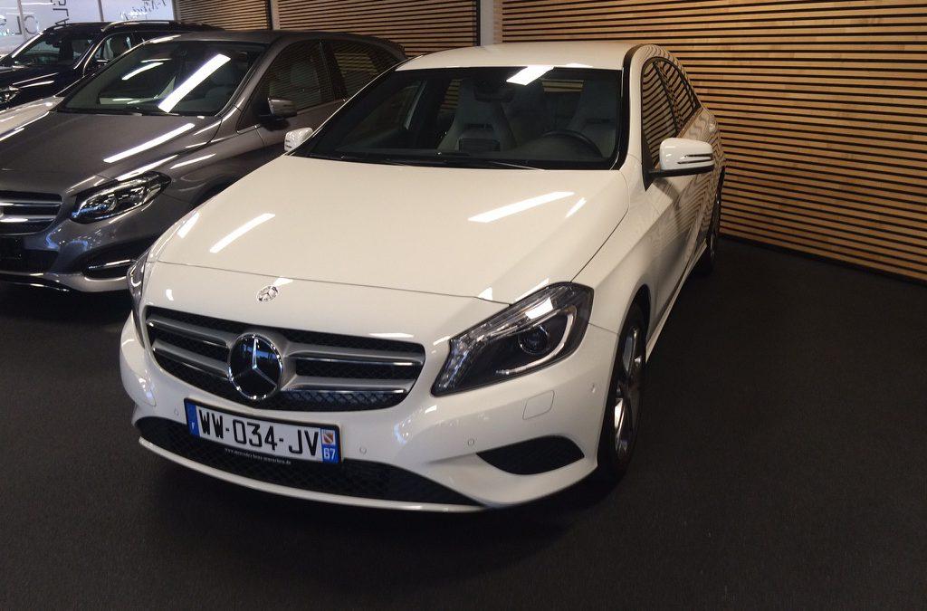 Mercedes Benz Classe A 180 – 2013 – 31 037 km