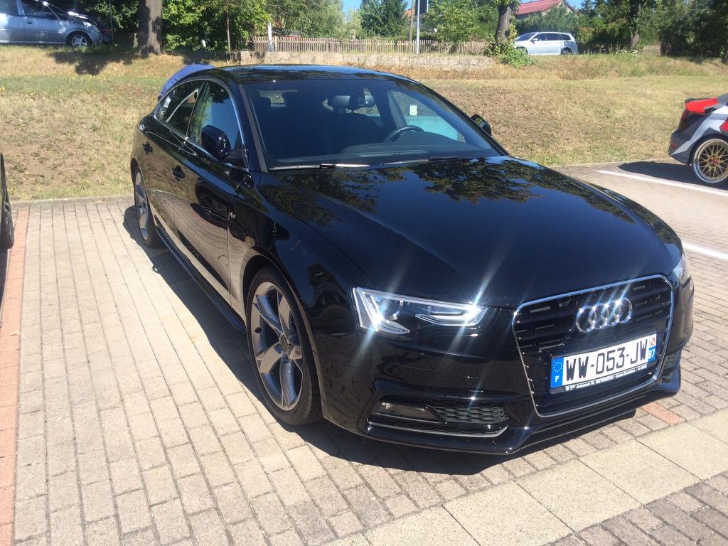 Audi A5 Sportback – 2013 – 35 088 km