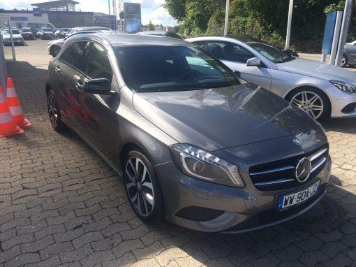 Mercedes-Benz Classe A 180 – 2013 – 35 588 km