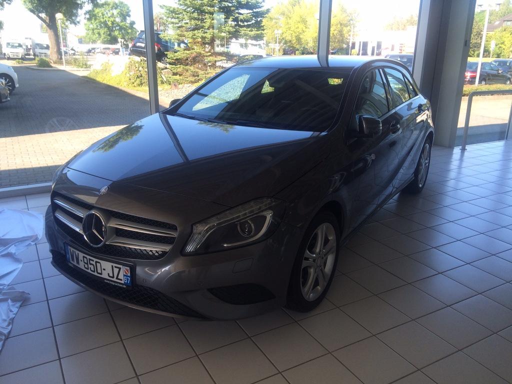 Mercedes-Benz Classe A 180 – 2015 – 10 609 km