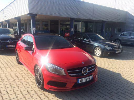 Mercedes-Benz Classe A 180 – 2013 – 28 906 km