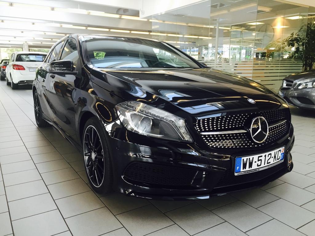 Mercedes-Benz Classe A 250 – 2014 – 16 979 km