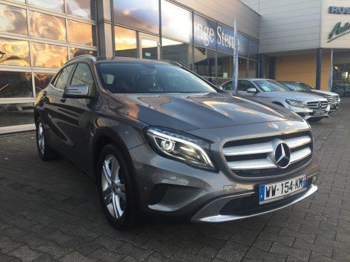Mercedes-Benz GLA 200 CDI – 2015 – 13 648 km