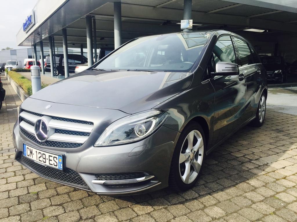 Mercedes-Benz Classe B 200 – 2012 – 61 725 km