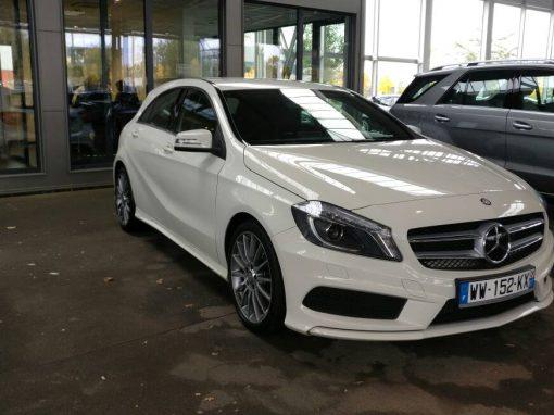 Mercedes-Benz Classe A 180 AMG – 2013 – 28 855 km