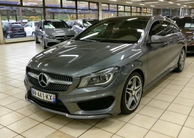 Mercedes-Benz CLA 220 Shooting Brake 2