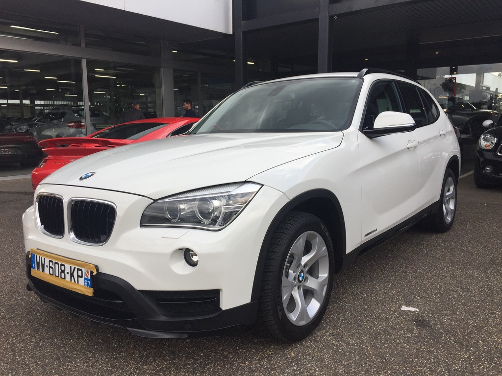 BMW X1 Xdrive – 2015 – 20 154 km