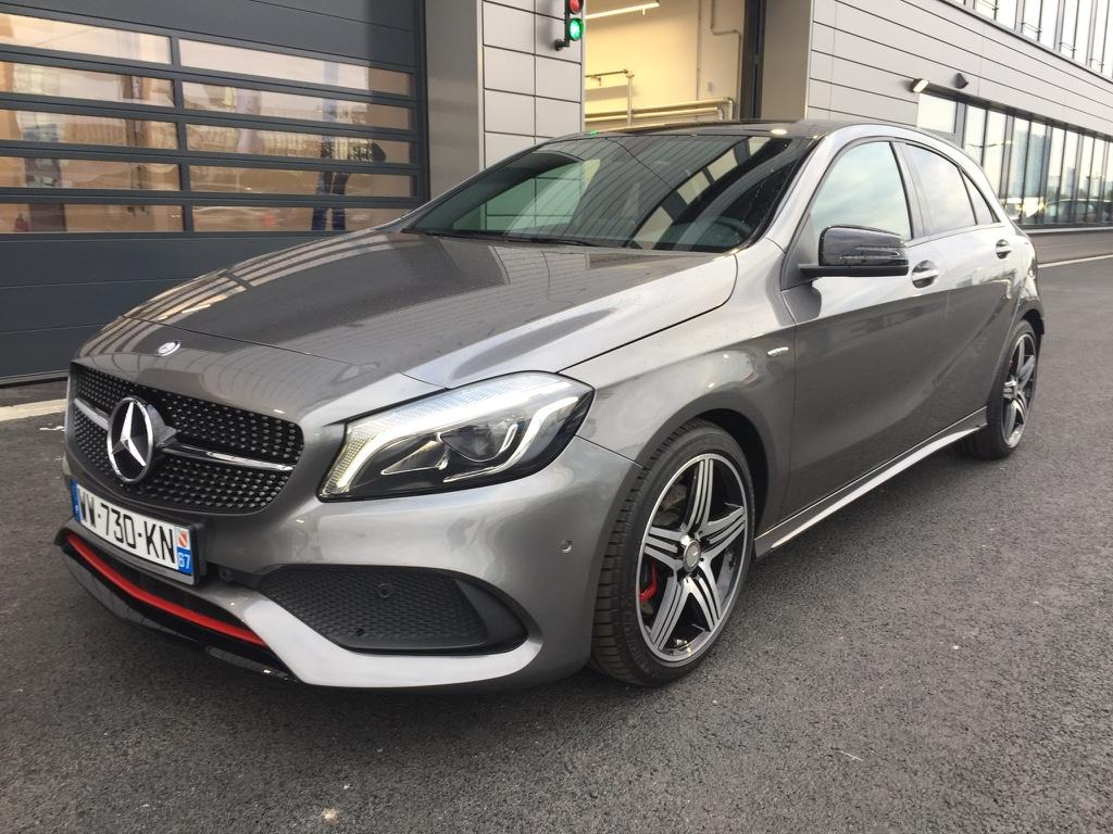 Mercedes-Benz Classe A 250 – 2016 – 8 207 km