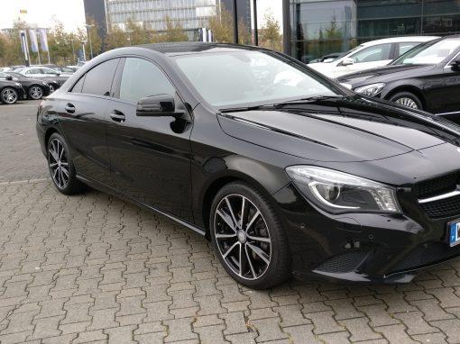 Mercedes-Benz CLA 180 – 2014 – 27 727 km