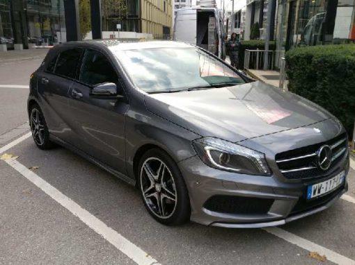 Mercedes-Benz Classe A 180 – 2015 – 14 382 km