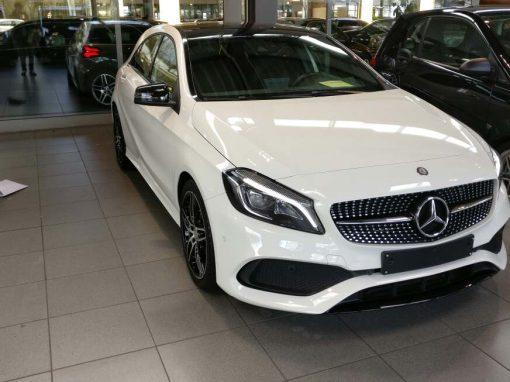 Mercedes-Benz Classe A 180 – 2015 – 9 334 km