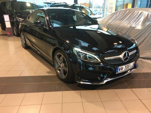 Mercedes-Benz Classe C 200 Coupé – 2016 – 13 472 km