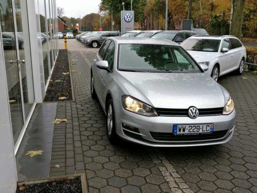 Volkswagen Golf VII – 2014 – 34 828 km