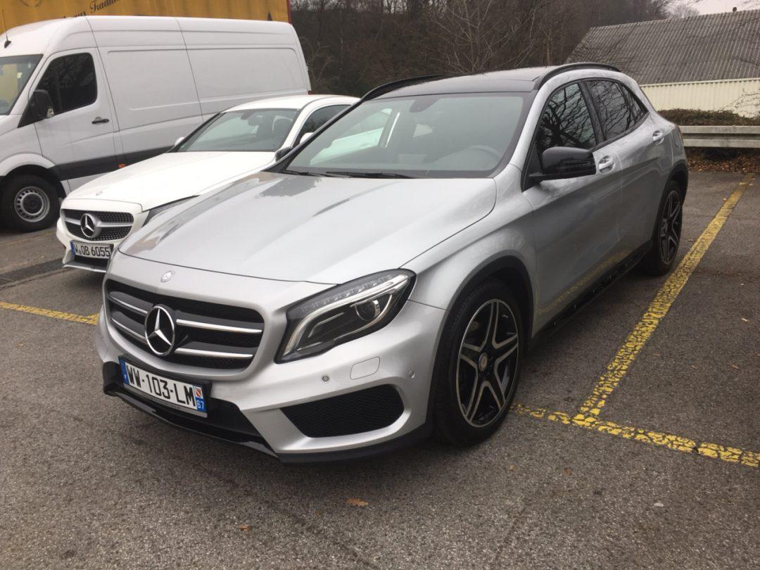 Mercedes-Benz GLA 200 CDI – 2014 – 19 760 km