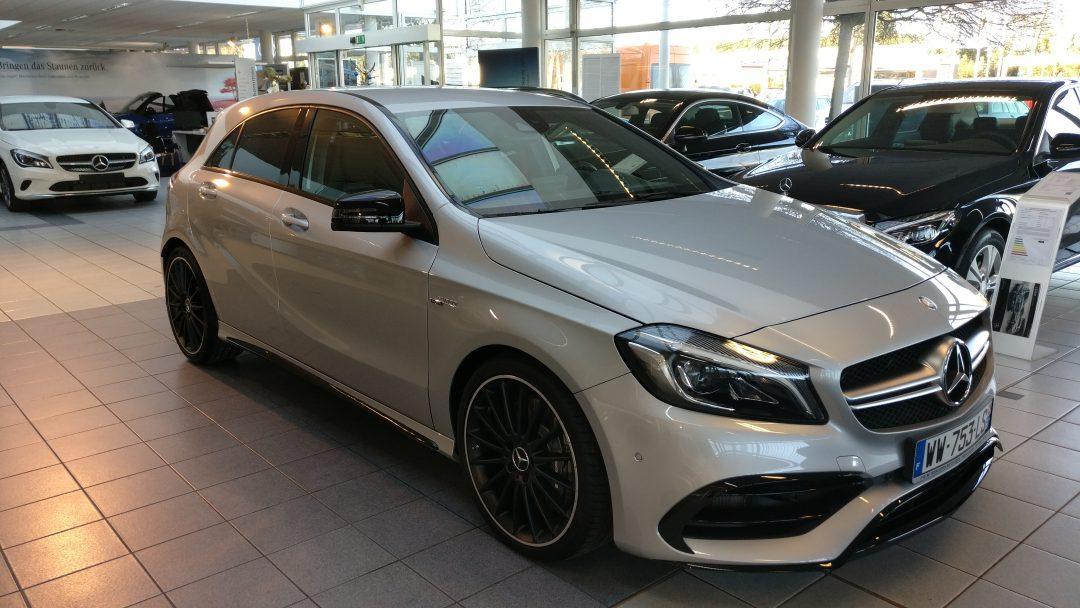Mercedes-Benz Classe A45 AMG – 2015 – 5 969 km