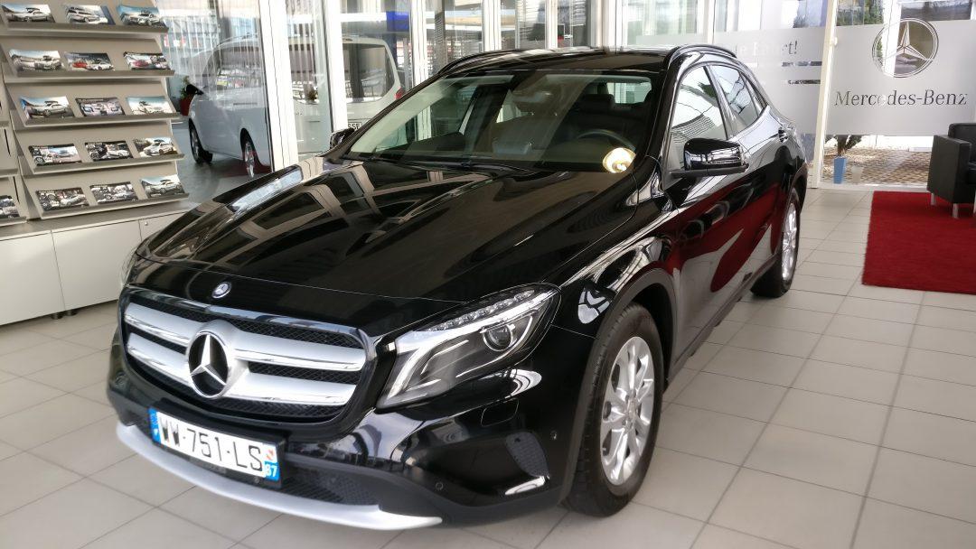 Mercedes-Benz GLA 200 CDI – 2015 – 8 604 km