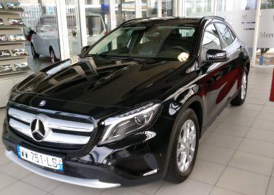 Mercedes-Benz GLA 200 CDI 1