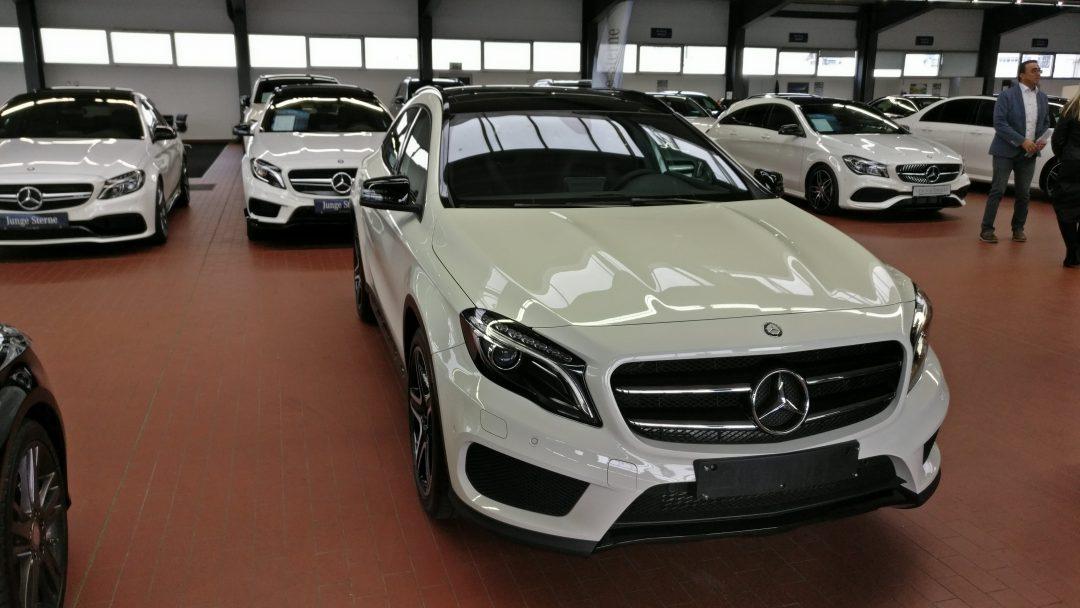 Mercedes-Benz GLA 200 – 2016 – 11 700 km