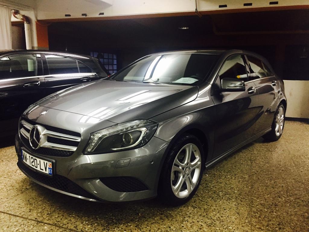 Mercedes-Benz Classe A 180 CDI – 2014 – 15 231 km