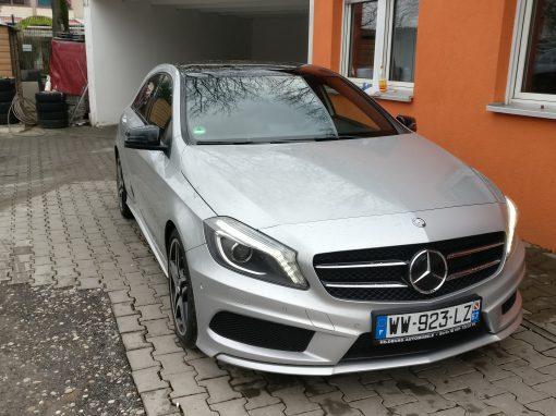 Mercedes-Benz Classe A 180 CDI AMG – 2012 – 43 182 km