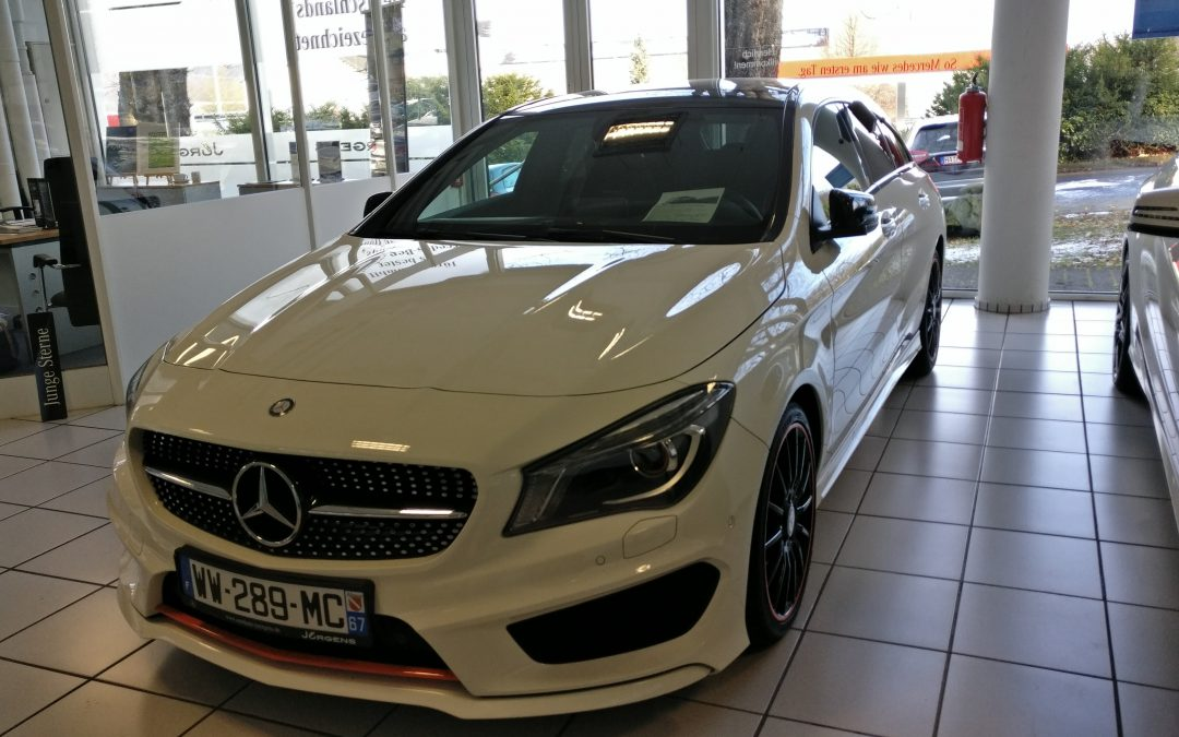 Mercedes-Benz CLA 200 Shooting Brake – 2015 – 7 022 km