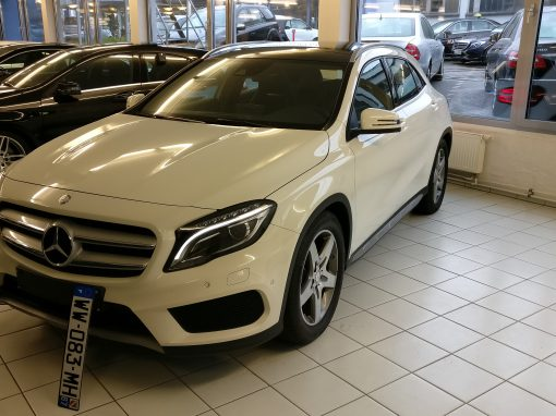 Mercedes-Benz GLA 200 AMG – 2015 – 8 671 km