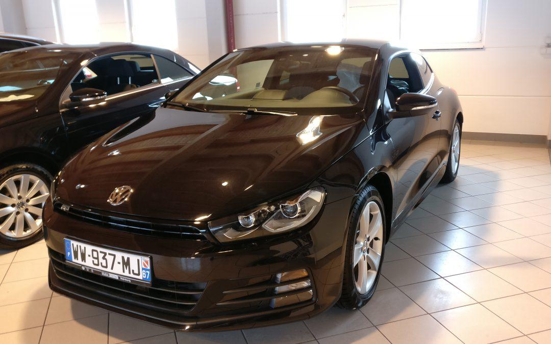 Volkswagen Scirocco Rline – 2014 – 14 832 km