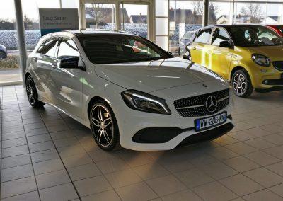 Mercedes-Benz Classe A 180 3