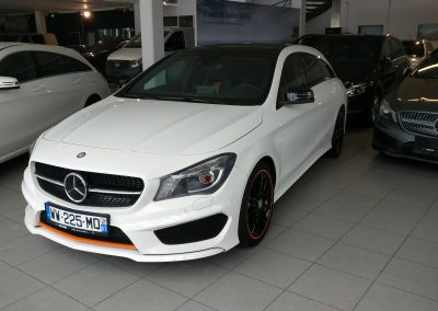 Mercedes-Benz CLA 200 Shooting Brake